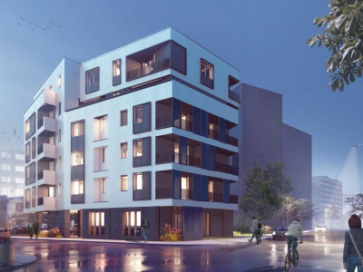 Apartament 3 camere NearCenter Residence Agricultori - Comision Zero
