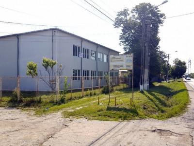 Hala-Spatiu industrialKm 38 Bucuresti-Targoviste-Racari! Comision0%