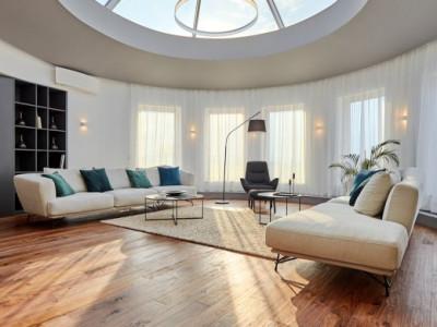 Penthouse Spectaculos; Complet mobilat si utilat
