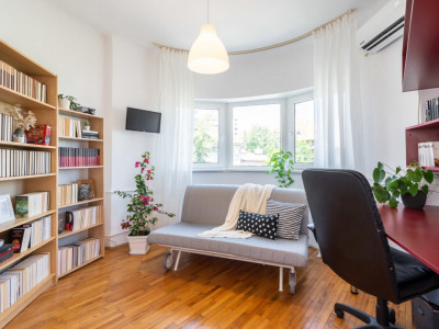 Apartament 4 camere/gradina/cartier de vile Spatar Milescu