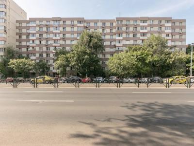Apart 3 camere Stefan cel Mare Metrou Barbu Vacarescu vis a vis IGP
