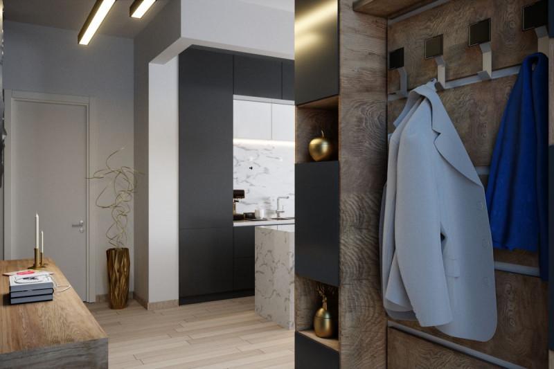 NICOLE RESIDENCE, alegerea smart! Apartament 2 camere Tip III