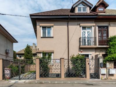 Casă superbă- zonă ideală - Piața Alba Iulia - 4 dormitoare