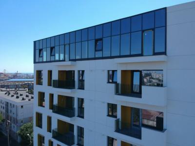 Direct dezvoltator imobil modern spatiu birou vedere Portul Constanta