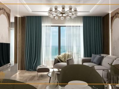 Queen's Residence By The Sea - Apartament tip Studio la numai 150m de plaja