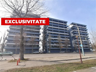MAMAIA STATIUNE - Garsoniera, bloc nou ideala investitie!
