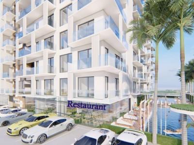 Spatiu comercial - Restaurant - Mamaia Nord in Ansamblu cu 200 de apartamente