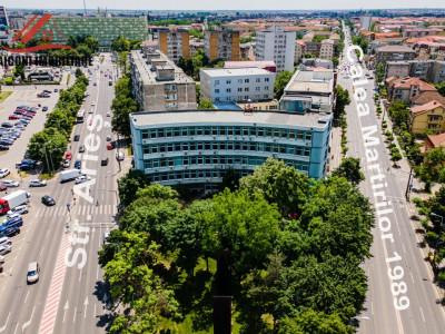 Clădire de închiriat integral, 2875 mp, 6 niveluri, zona Stadion, 0% comision