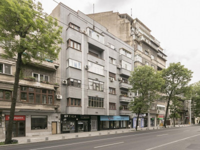 Garsoniera Ultracentral Kogalniceanu stradal Ultrafinisata