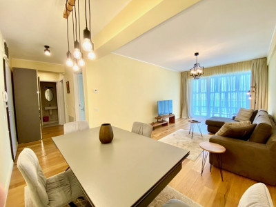 Apartament 2 cam Aviatiei Apartments - Prima inchiriere - Loc de Parcare