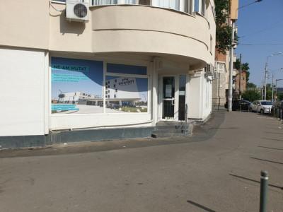 Spatiu comercial ideal amplasat la intersectia strazilor Stirbei Voda cu Berzei.