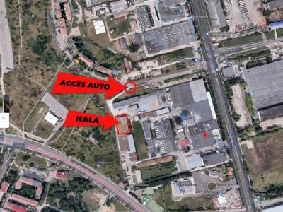 Hala Industriala, 1000mp, 5 metri inaltime, acces TIR, rampa! COMISION 0%!